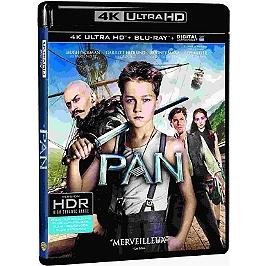 Pan, Blu-ray 4K