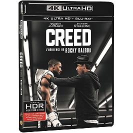Creed, Blu-ray 4K