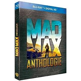 Coffret anthologie mad Max 4 films, Blu-ray