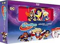 DC super hero girls, saison 1 en Dvd
