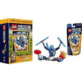 Coffret Lego Nexo knights, saison 1, Dvd