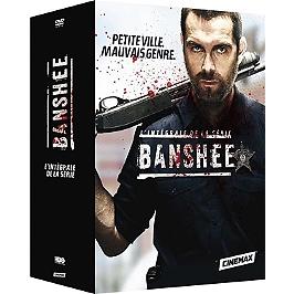 Coffret intégrale Banshee, Dvd