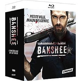 Coffret intégrale Banshee, Blu-ray