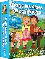 Coffret dans les Alpes avec Annette, saison 1 en Dvd