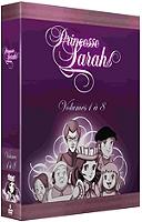 Coffret intégrale princesse Sarah, saison 1 en Dvd