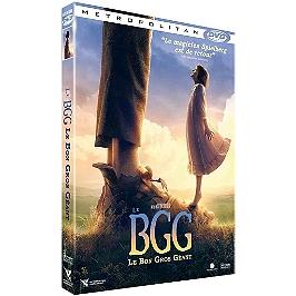 Le Bon Gros Géant, Dvd