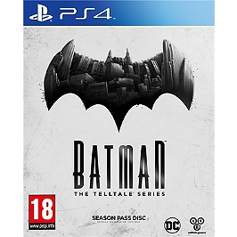Batman : the TellTale series (PS4)