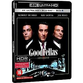Les affranchis, Blu-ray 4K