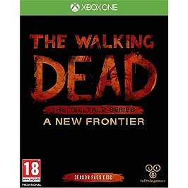 The walking dead - the Telltale series : une nouvelle frontière (XBOXONE)