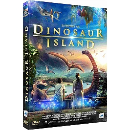 Le secret de dinosaur island, Dvd