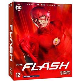 Coffret Flash, saison 3, Dvd