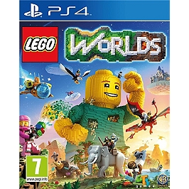 Lego worlds - standard edition (PS4)