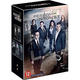 Coffret person of interest, saisons 1 à 5, Dvd