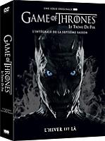 Coffret game of thrones, saison 7 en Dvd