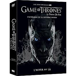 Coffret game of thrones, saison 7, Dvd
