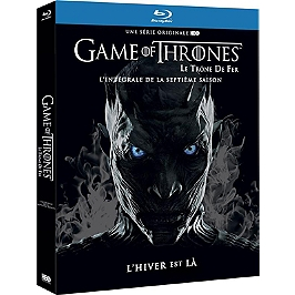 Coffret game of thrones, saison 7, Blu-ray