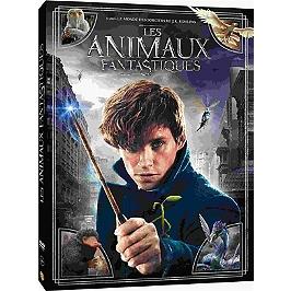Les animaux fantastiques, Dvd