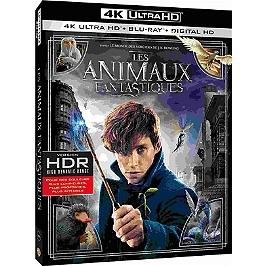 Les animaux fantastiques, Blu-ray 4K