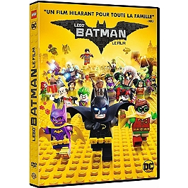Lego Batman, Dvd