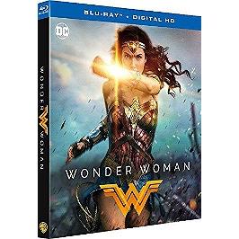 Wonder Woman, Blu-ray