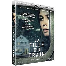 La fille du train, Blu-ray
