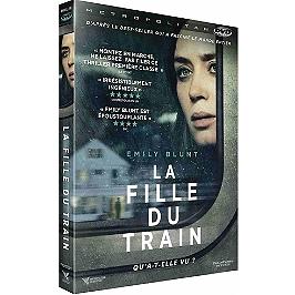 La fille du train, Dvd