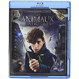 Les animaux fantastiques, Blu-ray