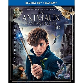 Les animaux fantastiques, Blu-ray 3D