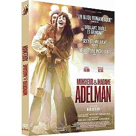 Monsieur et madame Adelman, Dvd