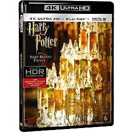 Harry Potter 6 : le prince de sang-mêlé, Blu-ray 4K