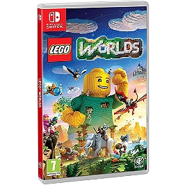 Lego worlds - standard edition (SWITCH)