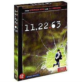 Coffret 11. 22. 63, 8 épisodes, Dvd