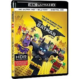 Lego Batman, Blu-ray 4K