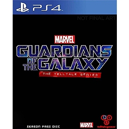 Marvel's Guardians of the Galaxy : The Telltale series (PS4)