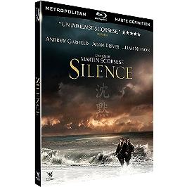 Silence, Blu-ray