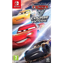 Cars 3 (SWITCH)