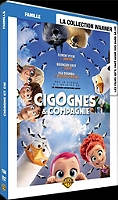 Cigognes et compagnie en Dvd