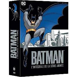 Coffret intégrale Batman : la série animée, Dvd