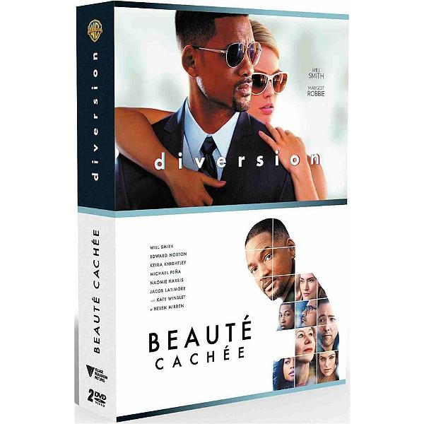 Coffret Will Smith 2 Films Diversion Beauté Cachée