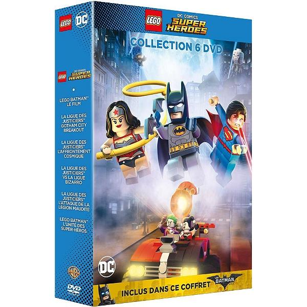 Films Dc Lego Batman 5 Coffret VMpGSzqU