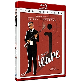 I... comme Icare, Blu-ray