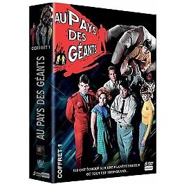 Coffret au pays des géants, vol. 1, Dvd
