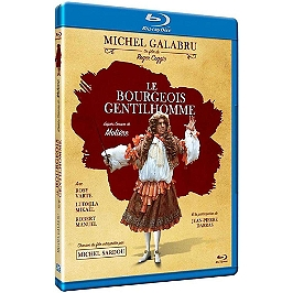 Le bourgeois gentilhomme, Blu-ray