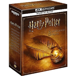 Coffret Harry Potter 1 à 7, Blu-ray 4K