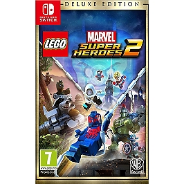Lego Marvel super heroes 2 - édition deluxe (SWITCH)