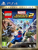 Lego Marvel super heroes 2 - Deluxe Edition (PS4) sur Sony PlayStation 4