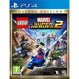 Lego Marvel super heroes 2 - édition deluxe (PS4)