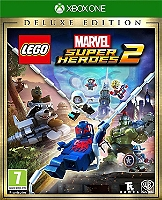 Lego Marvel super heroes 2 - Deluxe Edition (XBOXONE) sur Microsoft XBox One