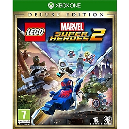 Lego Marvel super heroes 2 - édition deluxe (XBOXONE)