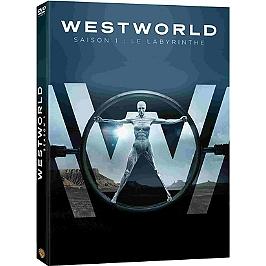 Coffret Westworld, saison 1 : le labyrinthe, Dvd